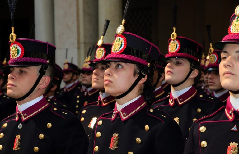 Accademia (E. I.) - Concorso Allievi Ufficiali Esercito