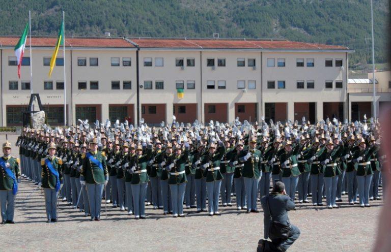 Concorso Allievi Marescialli della Guardia di Finanza