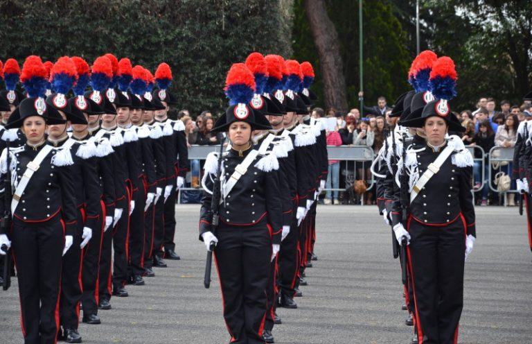Concorso Maresciallo Carabinieri