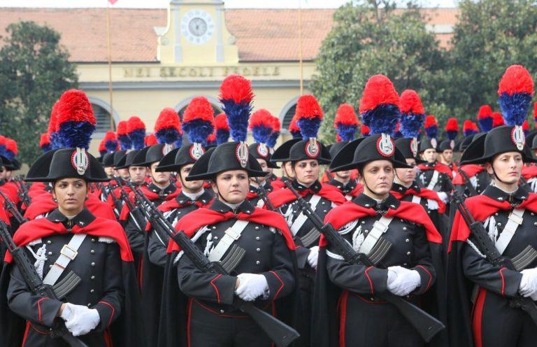 Concorso (interno) Vicebrigadieri dei Carabinieri
